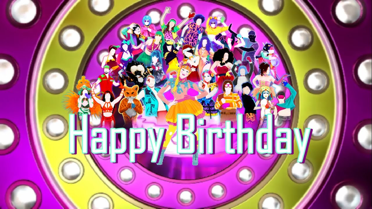 Just Stopping By To Say Happy Birthday: Just Dance 2018 Birthday Remix By Katy Perry Ft. Cash Cash