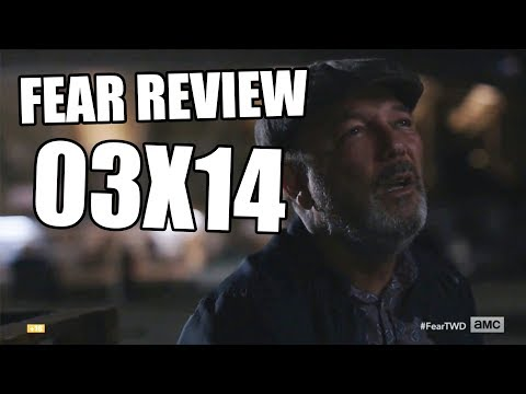 Fear The Walking Dead Temporada 3 Capítulo 14 - El Matadero (Review/Análisis)
