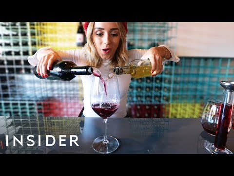 Blend Your Own Custom Wine At LA Wine Lab