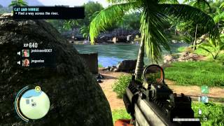 Far Cry 3 Co-op (PC Ultra Gameplay) - Mission 1