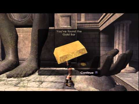 07. Tomb Raider Anniversary Walkthrough - Midas' Palace