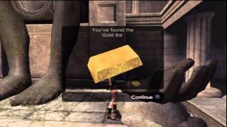 07. Tomb Raider Anniversary Walkthrough - Midas
