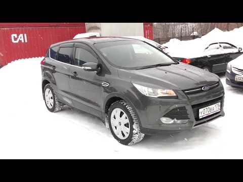 Стоит ли брать Ford Kuga 2 за 950к?