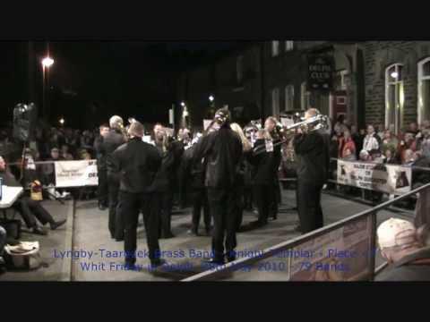 Lyngby-Taarbaek Brass Band, Denmark - Whit Friday in Delph 2010