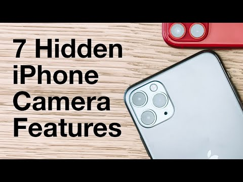 7 Hidden iPhone Camera Features For Incredible Photos