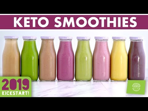 low-carb-smoothies!!-keto-smoothie-recipes!-#kickstart2019