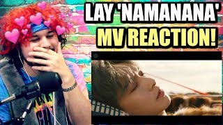 Download Video LAY 레이 'NAMANANA' MV | THIS SONG IS A MASTERPIECE! | REACTION!! MP3 3GP MP4