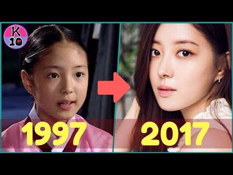 HWAYUGI | Lee Se young | EVOLUTION 1997-2017