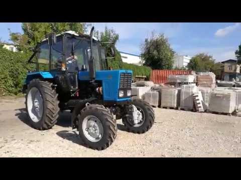 Трактор МТЗ 82.1 Новый
