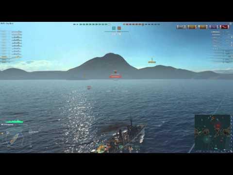 World of Warships Kriegsmarine Köningsberg