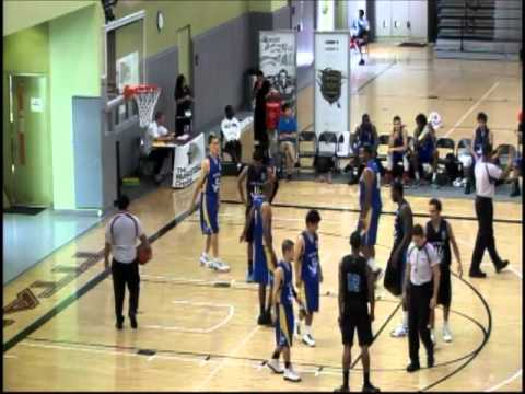 And 1 Select vs. Nippon Tornadoes(professional Japanese Basketball team)- SPL