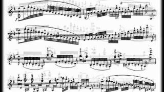 Niccolò Paganini, 24 Capricci per violino Op. 1 2/2