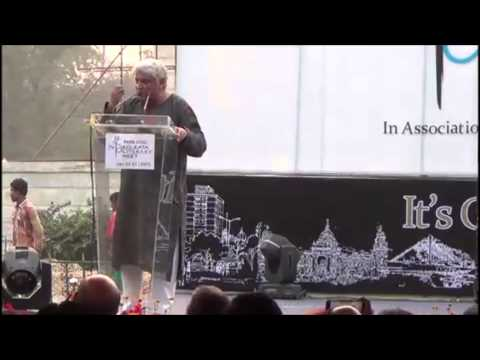 Javed Akhtar on how poetry can travel across language.