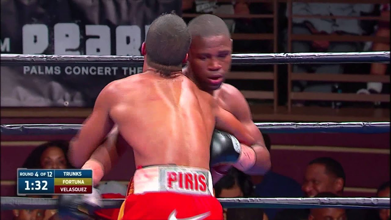 Fortuna  vs.Velasquez FULL FIGHT: Sept. 29 2015 - PBC on FS1