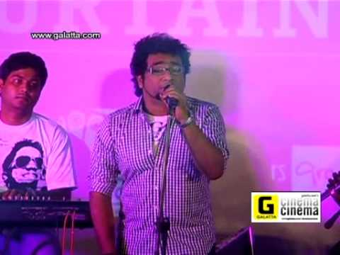 Yuvan Live Performance Song 2