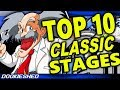 Top 10 Stages: MegaMan Classic!