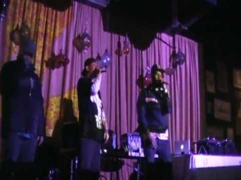 Gorilla Fist - Beef @ The Hip Kitty 12-13-2011