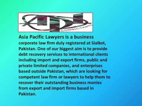 Asia Pacific Lawyers Sialkot Pakistan You Tube Ad 0001