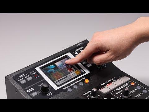 Recomendado: Mezclador De Video Roland V-4EX