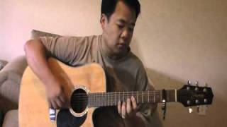 Huang Fei Hong, Once Upon a time in China soundtrack, acoustic guitar,  by AAn