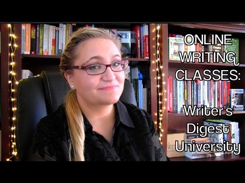 ONLINE WRITING CLASSES: WRITER'S DIGEST UNIVERSITY