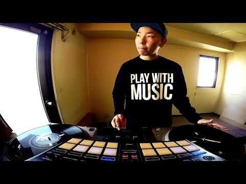 DJ A2C - Red Bull 3style 2017 - Japan Final set