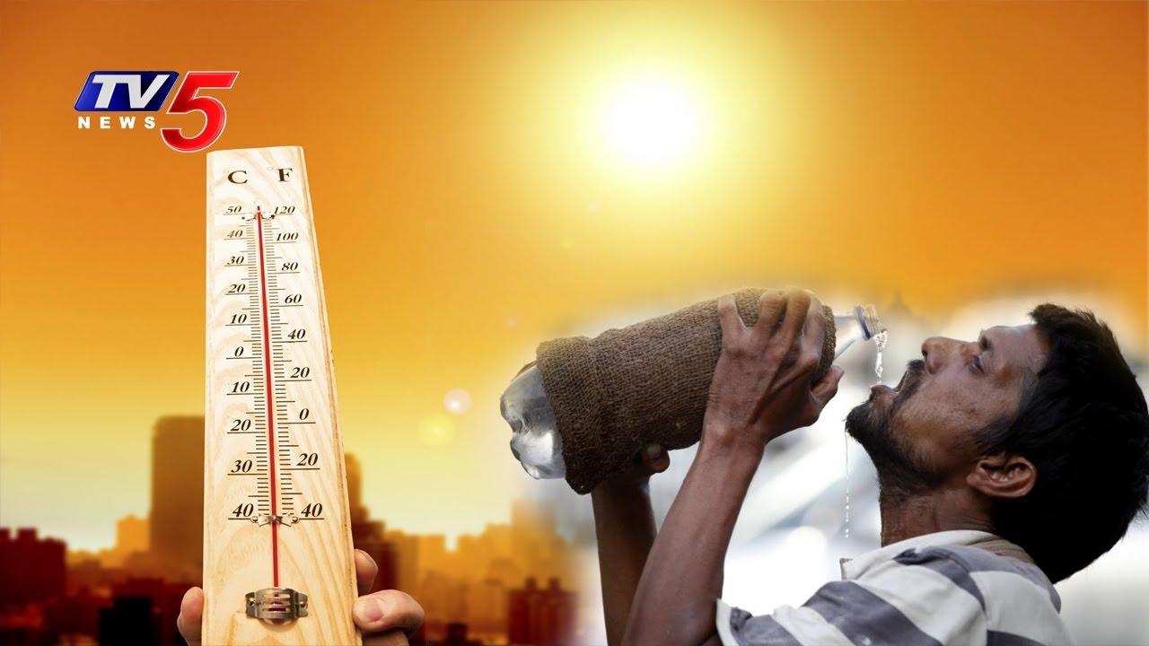 Summer Season Starts | Temperature Rises in Telugu States | TV5 News