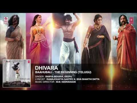 Dhivara Full Song (Hindi Audio) || Baahubali || Prabhas, Anuska, Tamannaah