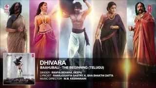 Dhivara Full Song (Hindi Audio) || Baahubali || Prabhas, Anuska, Tamannaah
