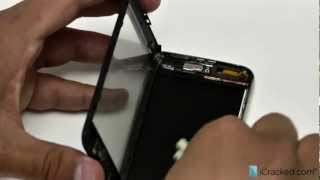 Official iPod Touch 2nd  3rd Gen Screen Replacement Video  Instructions - iCrackedcom