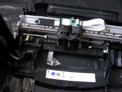 Схема hp deskjet f2280