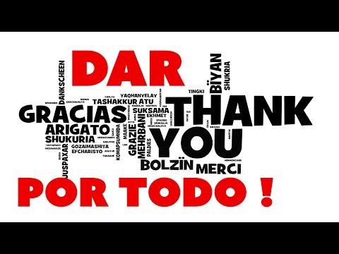 Dar Gracias Por Todo  |  Pastor Marco Antonio Sanchez