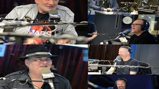 Opie & Jim Norton - Tom Papa, Buzz Aldrin, John Popper (04-05-2016)