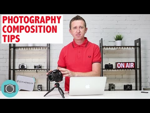 How to improve your photography composition - 60 second photo tip
