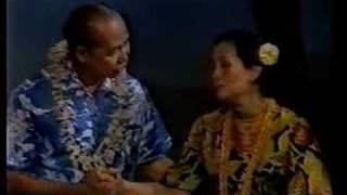 "INDONESIA  The Hawaiian Seniors ""My dreamchapel at Kaha"