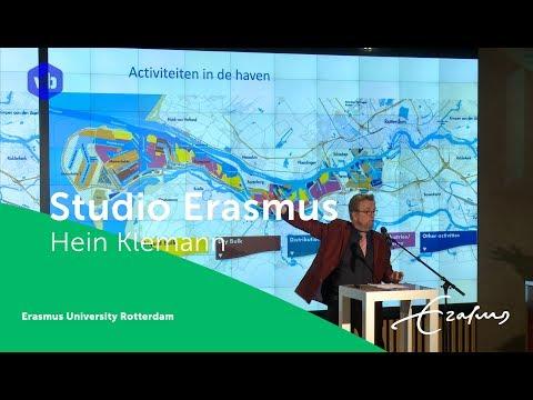 Studio Erasmus : Mini-college Vers Beton: Is Rotterdam verslaafd aan de haven?