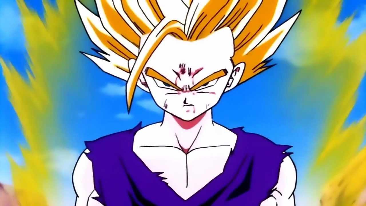 Dragon Ball Son Gohan