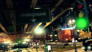 Watch Dogs (PS4): Welcome To Chicago Gameplay Trailer (HD)