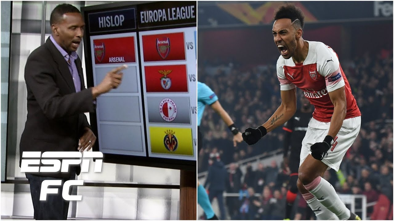Europa League Predictions: Arsenal vs  Napoli, Slavia Prague vs  Chelsea &  more | Europa League