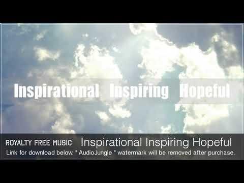 Inspirational Inspiring Hopeful - Instrumental / Background Music