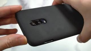 Orzero Liquid Silicone Gel Case For OnePlus 6t Unboxing and Review