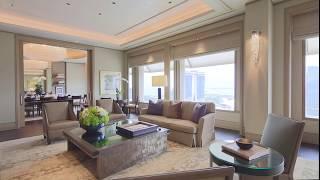 The Ritz Suite at The Ritz-Carlton, Millenia Singapore