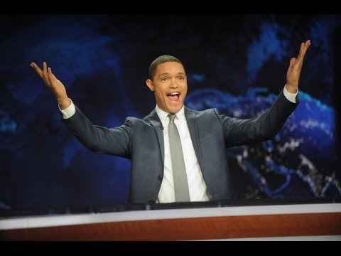 Download Youtube: The Daily Show with Trevor Noah - Celebrity Reactions