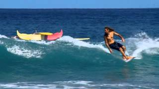 THROUGH THE LENS with Rob Machado Sig Zane