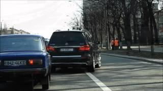 Нардеп Ирина Луценко ездит со скоростью 160 км/час
