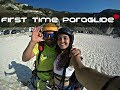 FIRST TIME PARAGLIDE | Fashion Diaries