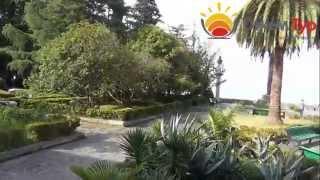 jamtour.org санаторий Амра (Гагра, Абхазия)(Один из самых красивых санаториев Гагр и всей Абхазии -- это «Амра». Он построен в старой части курорта, благ..., 2014-05-25T02:22:04.000Z)