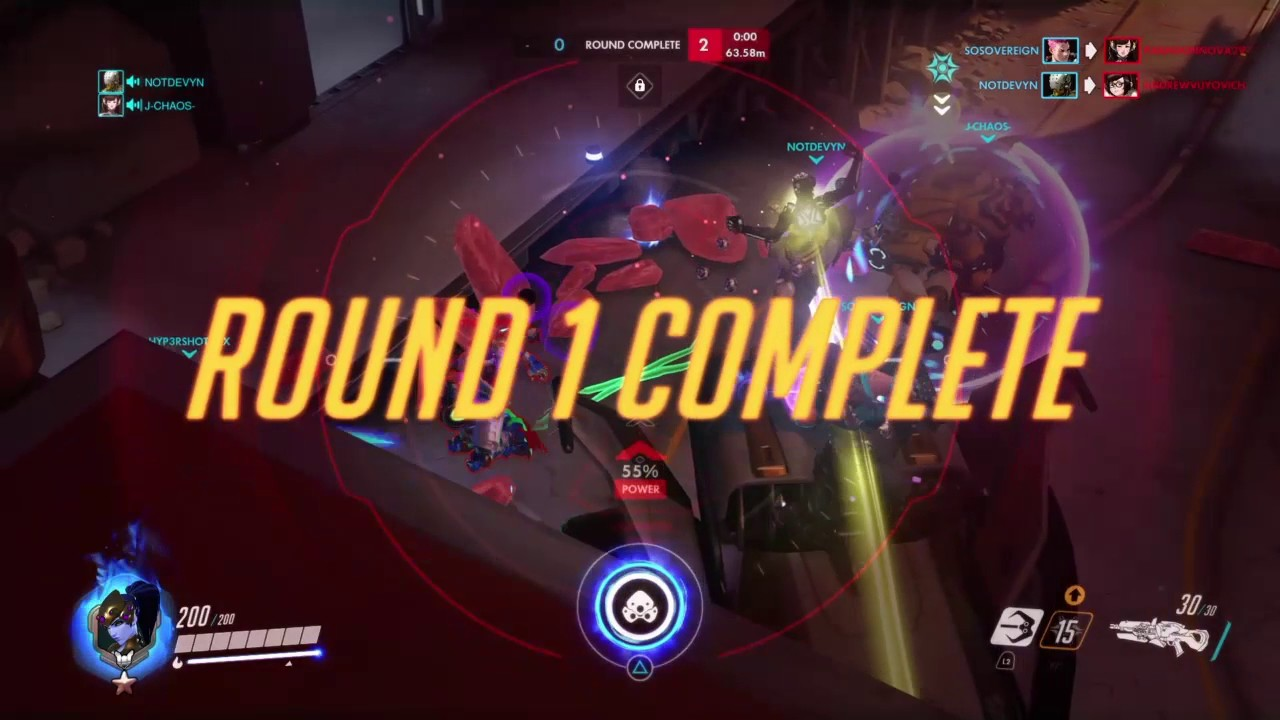 Widow is BUSTED | Overwatch Gameplay - YouTube