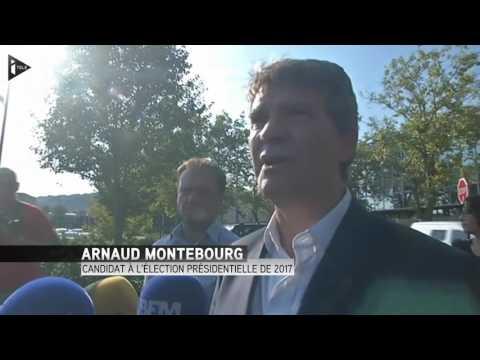 Alstom : Arnaud Montebourg accuse le gouvernement