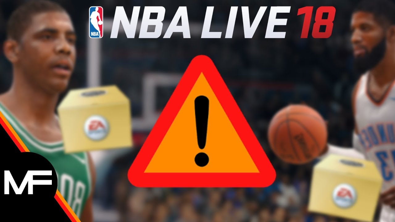 NBA LIVE 18 | NEW LOOT CRATES & LIVE EVENTS FOR 10/16 | 24 HOURS ONLY!